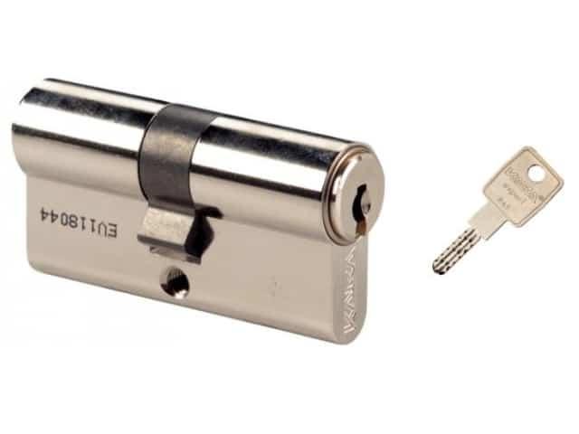 Cylindre de sécurité et de haute sécurité